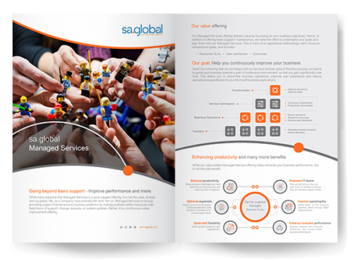 sa.global Microsoft Dynamics Managed Service Brochure