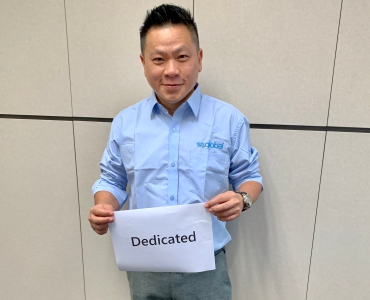 sa.global Dedicated Team Member