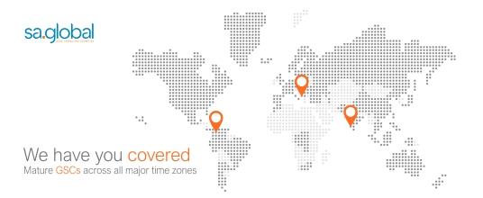 Follow-the-sun Microsoft Dynamics 365 Global Service Centers with Lizann